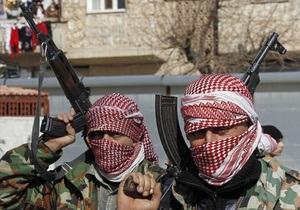МИД РФ осудил оказание другими странами содействия сирийским повстанцам