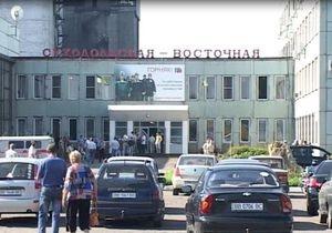 В Луганской области начали хоронить погибших горняков