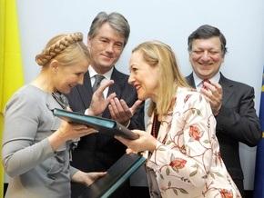 Ющенко вылетел в Киев