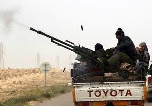 Каддафи пообещал скорую победу над повстанцами