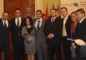 В Киеве пройдет съезд молодежного крыла крупнейшей партии Европы