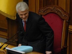 Литвин уверен, что займет второе место на выборах