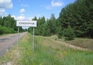 На дорогу к охотничьим угодьям Януковича потратили уже более 100 млн гривен