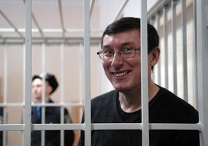 DW: Юрий Луценко убедил суд в Страсбурге