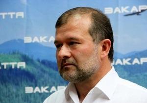 Балога считает, что освобождение Тимошенко и Луценко не поможет улучшить отношения Украины с ЕС - Тимошенко - Луценко - ЕС