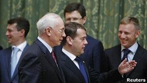 Газпром: Оснований пересматривать цену на газ для Украины нет