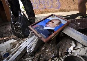 Российское ТВ: Путин на фоне кубанского потопа