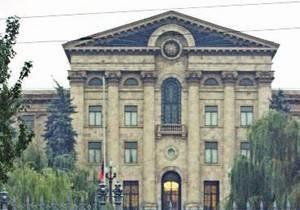 Вооруженный мужчина представился Иисусом и пытался проникнуть в парламент Армении