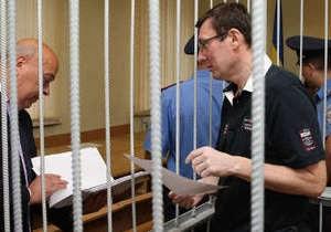 Луценко доставлен в Апелляционный суд Киева