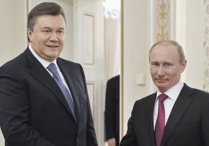 МИД: Встреча Януковича с Путиным имела четкое практическое содержание