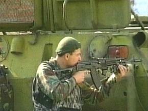 В Ингушетии милиционеры по ошибке обстреляли охрану президента республики