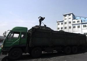 Китай стал крупнейшим импортером угля в мире
