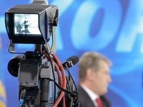 Ющенко: Политическая цензура в Украине отошла в прошлое