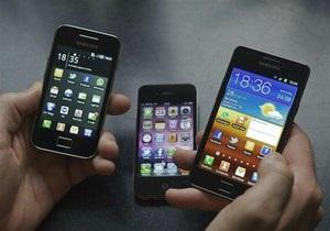 Рынок смартфонов застрял на  невидимом потолке