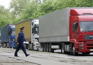 Штрафы за превышение допустимой нагрузки в грузовых автомобилях могут ввести уже в 2013