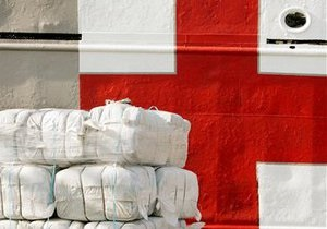 Красный Крест не будут выселять из помещения в центре Киева