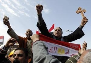 Украинские организации просят защитить религиозные меньшинства Ливии и Египта