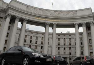 МИД: Украинцы не пострадали в результате взрыва на турецком курорте Кемер