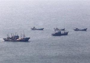 Балкер с украинским экипажем потопил китайское судно