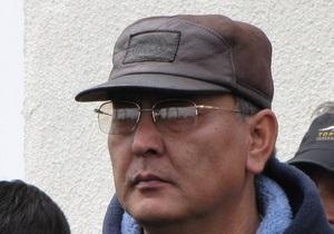 В Кыргызстане задержан брат экс-президента Бакиева