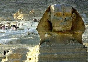 В Египте обнаружили 12 статуй Аллеи сфинксов