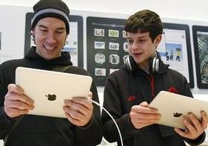 Планшеты в Америке становятся популярнее ноутбуков