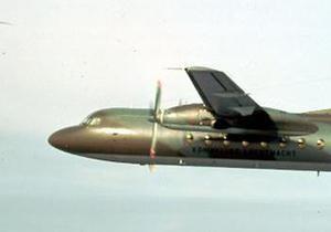 Самолет ВВС Индонезии врезался в жилой дом