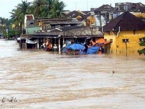 Во Вьетнаме из-за тропического шторма погибли 15 человек