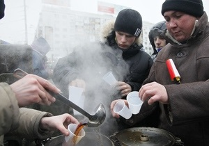 НГ: Ющенко решил защищать демократию