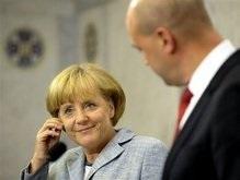 Меркель настаивает на предоставлении Грузии и Украине ПДЧ