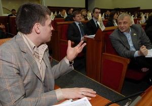 Киевсовет переименовал часть улицы Мазепы в Лаврскую