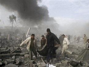 Фотогалерея: Литой свинец. Авиаудар израильской авиации по сектору Газа