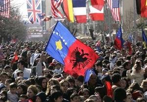 Косово в следующем году подаст заявку на вступление в ООН