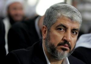 Переизбран лидер Хамаса