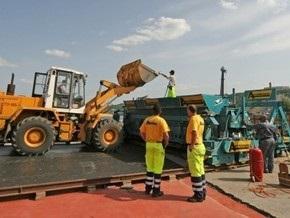 В Киеве готов к эксплуатации мост через Гавань