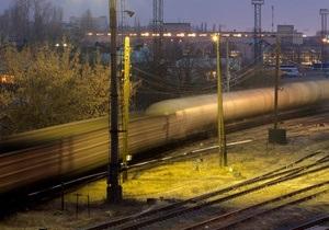 В Одесской области двое мужчин похитили семь тонн чугунных слитков с движущегося поезда