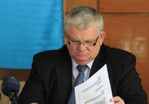 Губернатор Ивано-Франковской области стал регионалом