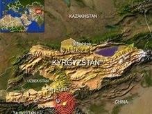 Землетрясение в Кыргызстане: погибли 58 человек
