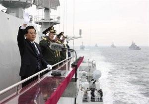 США ждет от Китая объяснений в связи с испытаниями авианосца