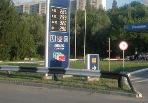 АМКУ объявил первые результаты расследования резкого роста цен на бензин