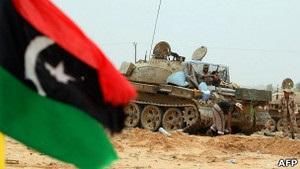 Ливия: в Сирте взяты несколько позиций сил Каддафи