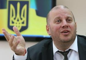 Бродский предложил Кабмину уволить главу Госфинуслуг