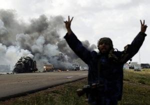 В НАТО допускают, что среди ливийских повстанцев могут быть люди Аль-Каиды