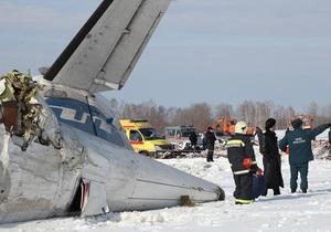 СМИ: Разбившийся под Тюменью самолет потерял управляемость из-за обледенения