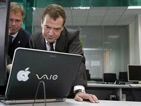 У Медведева появится страничка на YouTube
