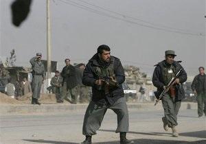 В Афганистане началась широкомасштабная войсковая операция