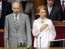 Турчинов: Ющенко не имеет права распускать Раду до 30 сентября
