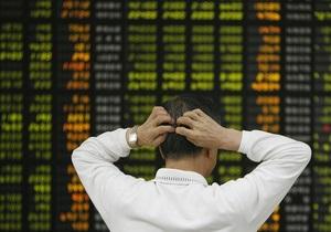 Украинские фондовые индексы резко снизились на фоне внешнего негатива