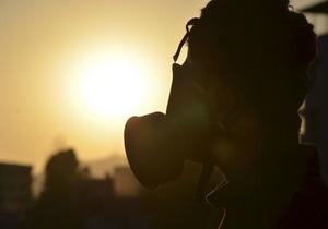 Сирия: В пригороде Дамаска, где предположительно состоялась химическая атака, развернулись ожесточенные бои