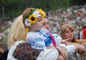 Фотогалерея: Этно-танцы на Певческом поле. В Киеве прошла 7-я Країна Мрій